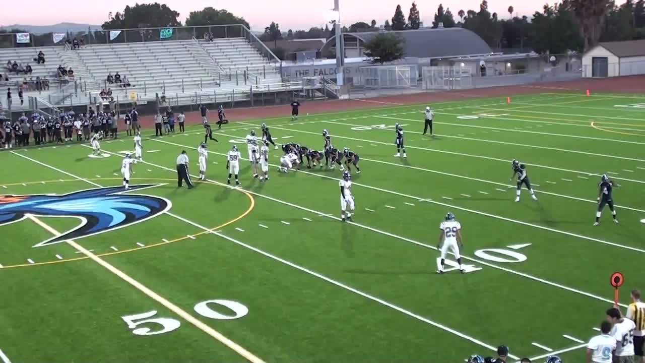 Duarte High School vs. Montclair High - Angel Villanueva Avina ...: hudl.com/athlete/2435493/highlights/77296622/v2