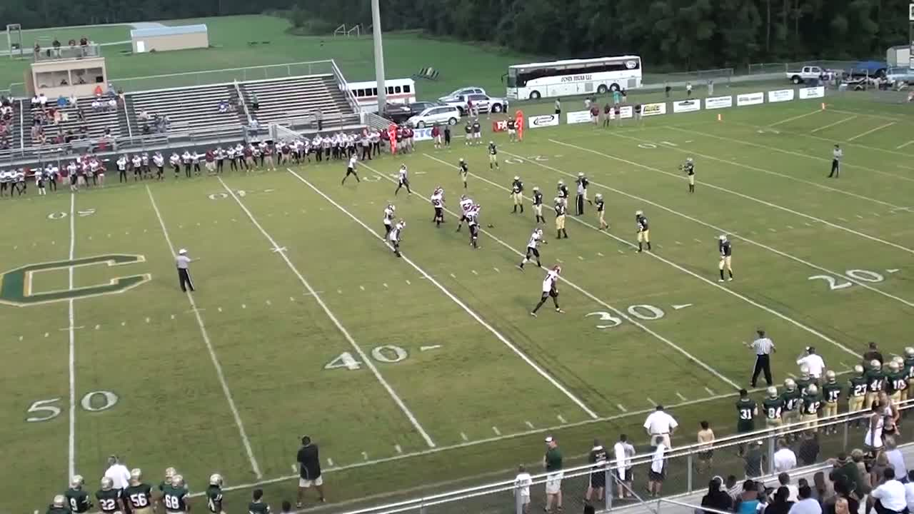Conway High School vs. Rock Hill - Ta\quric Gagum highlights: hudl.com/athlete/1463753/highlights/16542472/v2