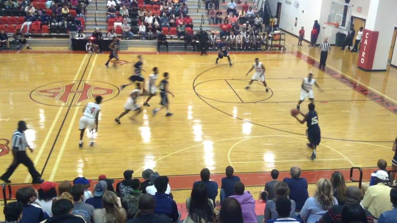 thomas county central high school vs cairo high school