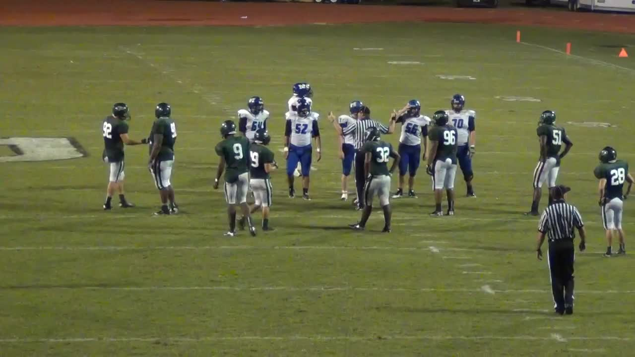 Ponchatoula High School Football