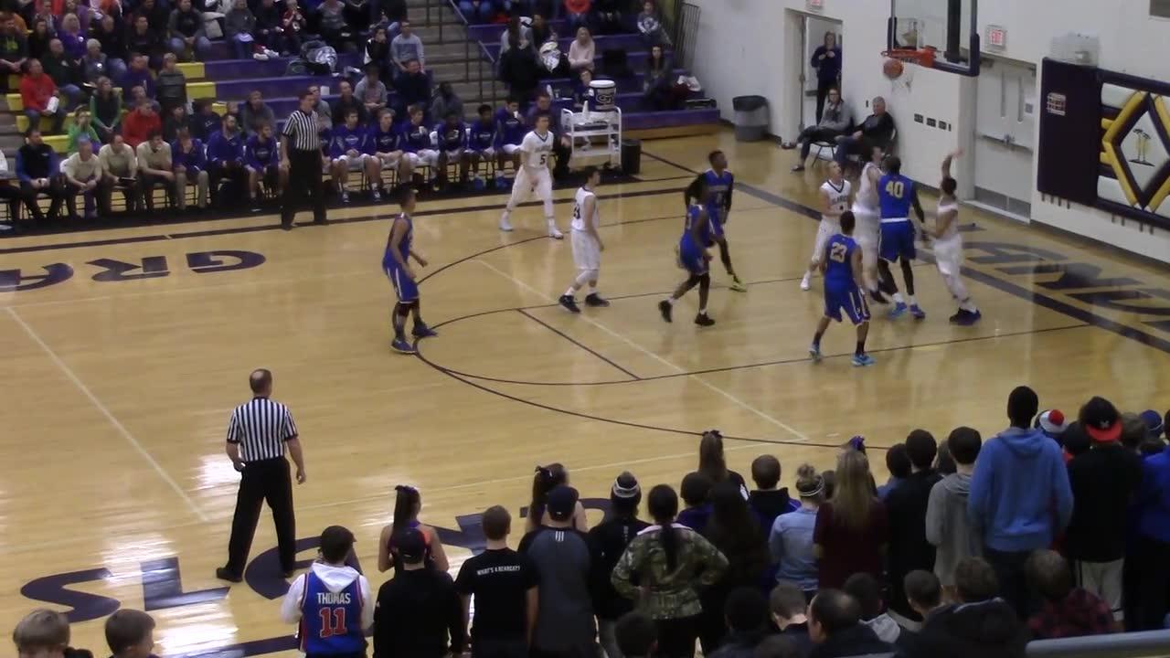 Grand Island High School Basketball