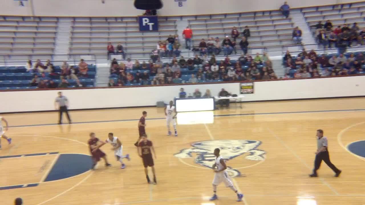 Paducah Tilghman High School vs. Carlisle County - Jordan Prather ...: hudl.com/athlete/1729108/highlights/214484393/v2