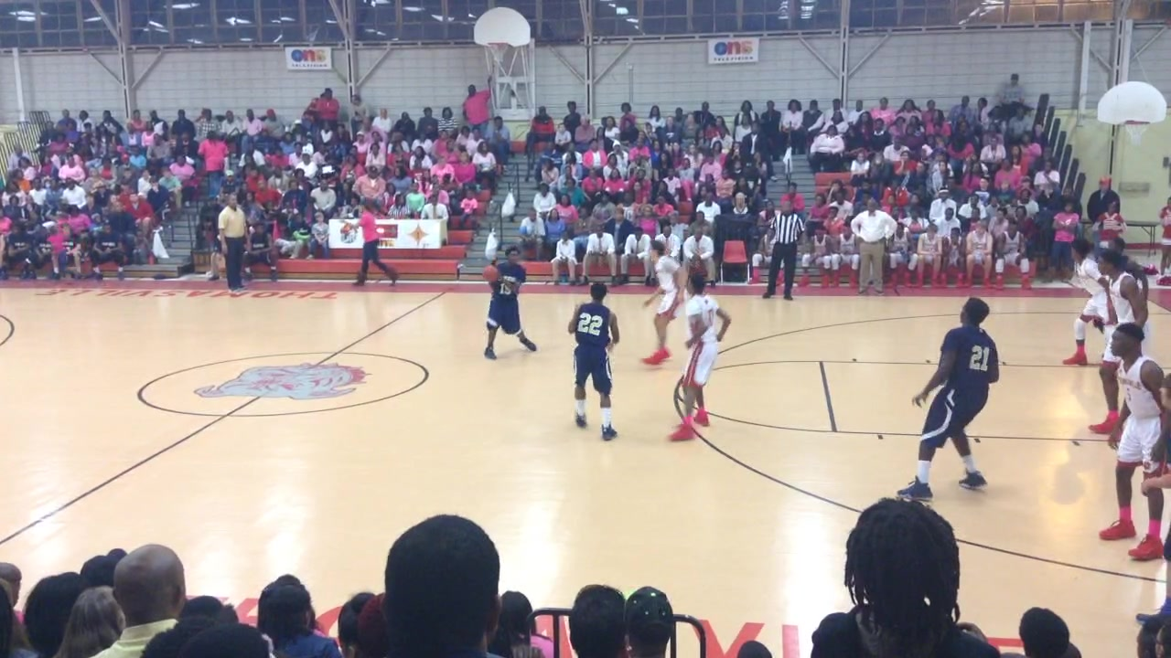 thomas county central high school vs thomasville bj