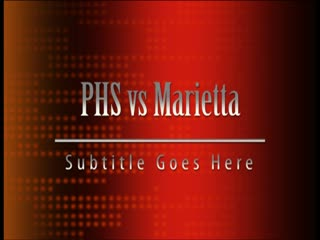 vs. Marietta High School