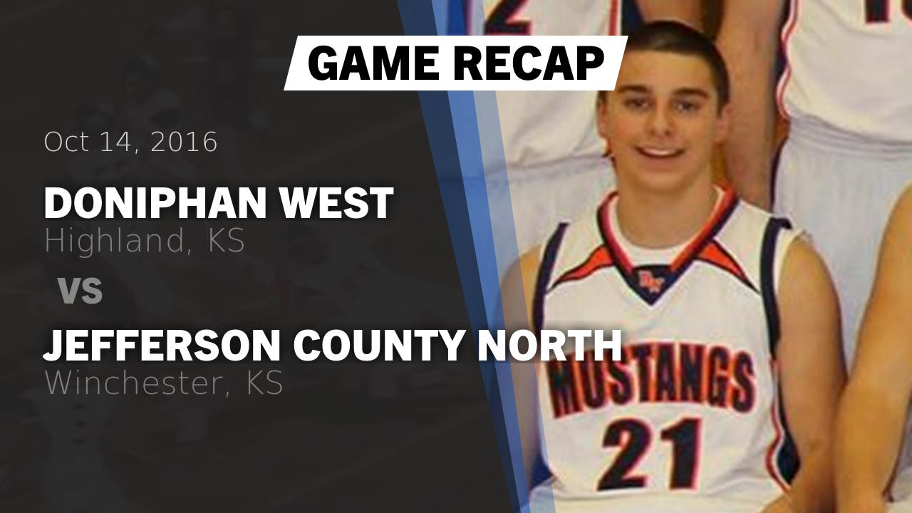 Kansas jefferson county winchester - Jefferson County North 2016