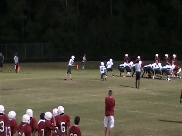 Knox Football - The Woodlands College Park High School - The