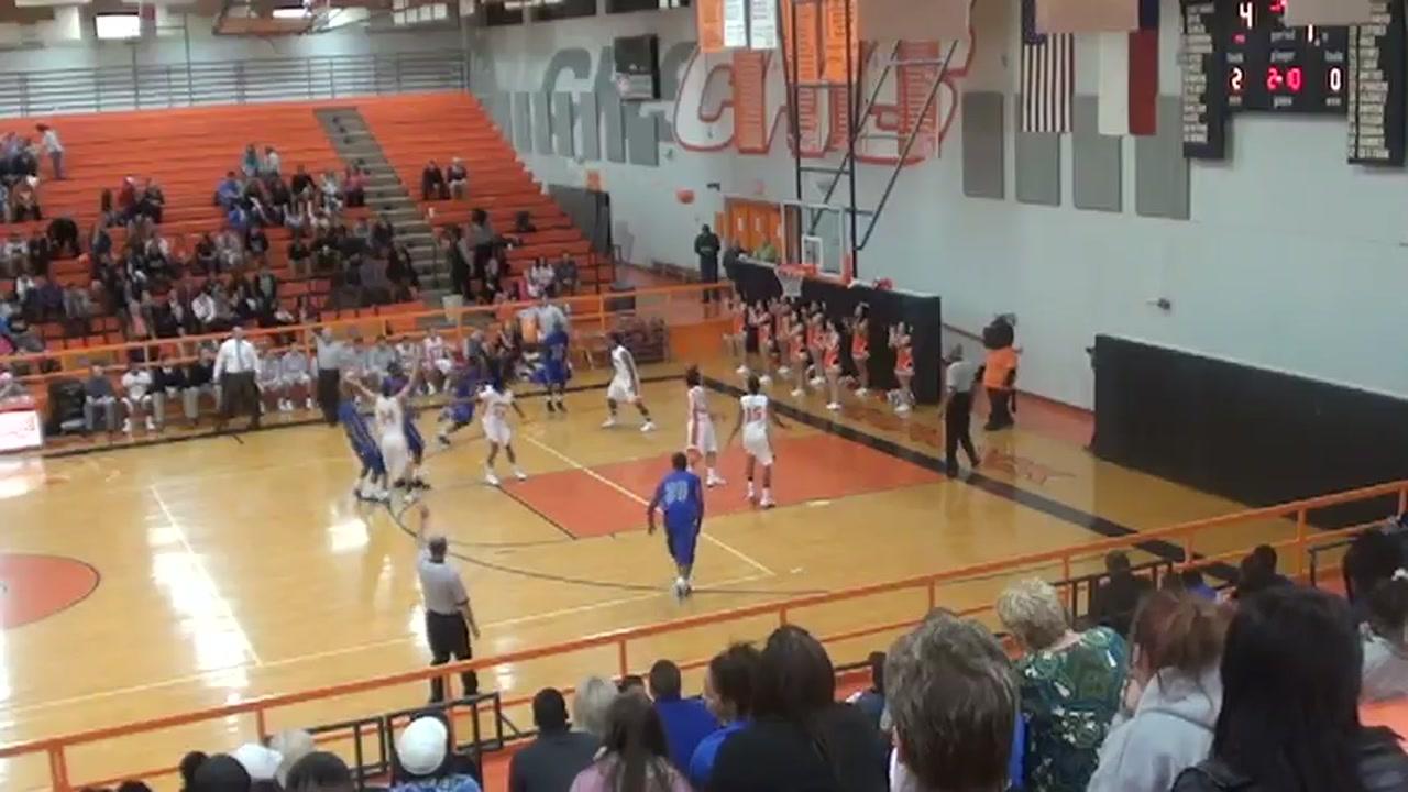 Caprock High School - Amarillo, TX - Charleston White highlights - Hudl