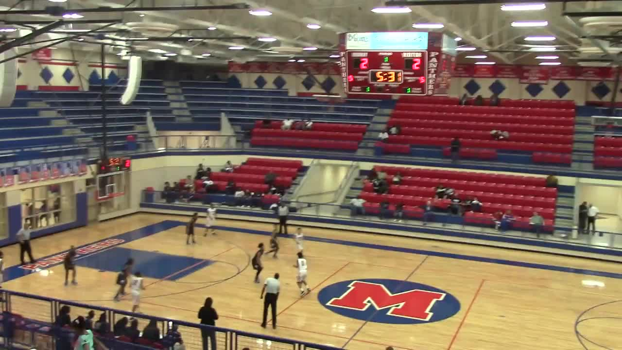 Varsity Girls Basketball - Midway High School - Waco, Texas