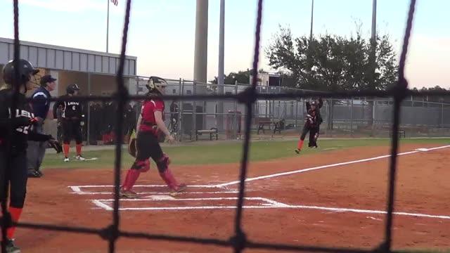 Girls' Varsity Softball - Lely High School - Naples, Florida