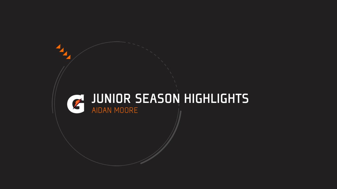 Junior Season Highlights