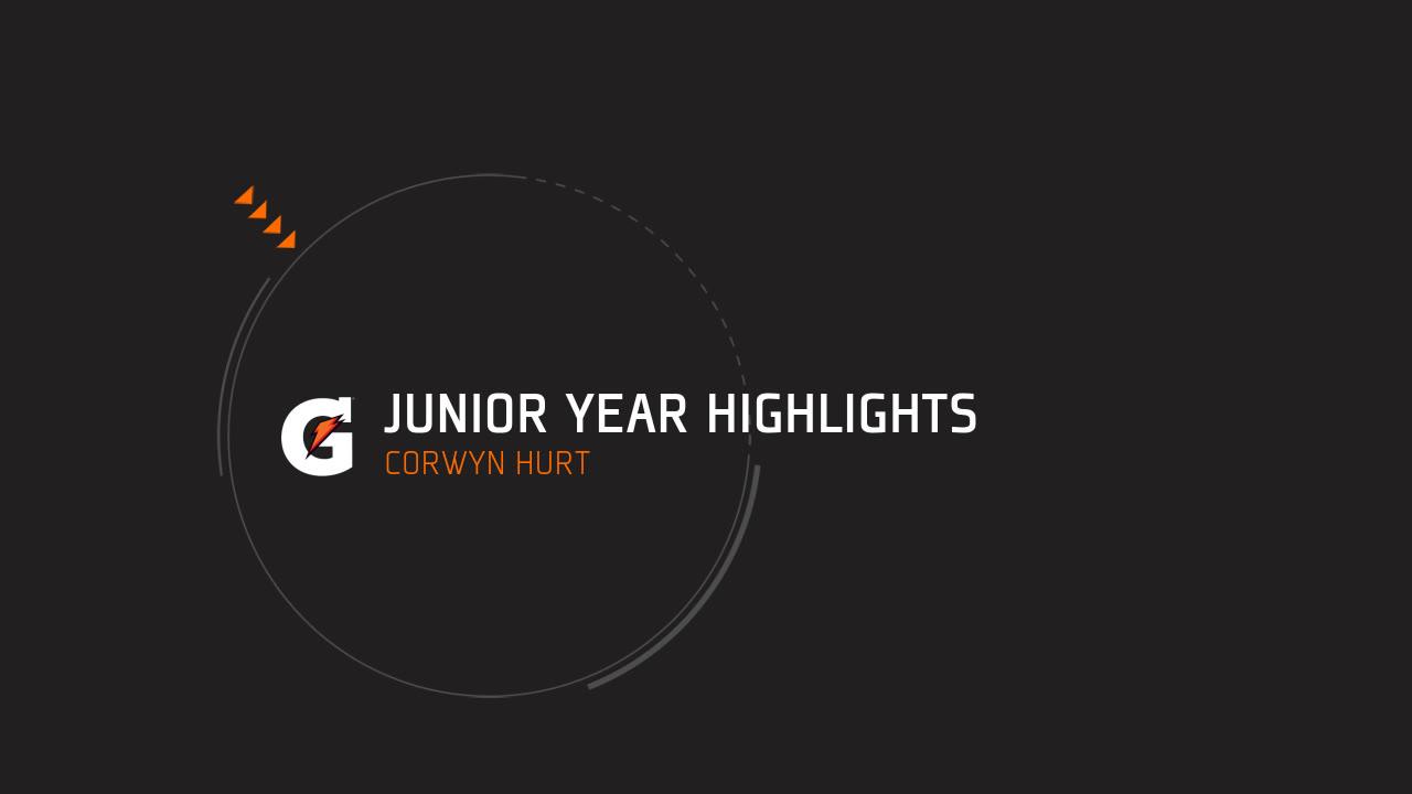 Junior Year Highlights